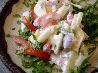 yogurt salad