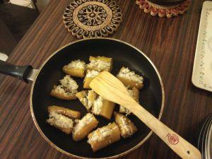 Banana fritters 1